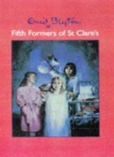Fifth Formers of St.Clare's,Enid Blyton