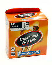 "Michelin C6 Downhill Racing MTB Inner Tube 26"" x 2.2-2.8 Schrader - 34mm"