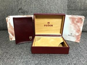 TUDOR vintage  box case  genuine 94 00 1 card case box rare  210125398