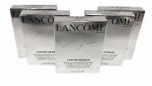 Lancome Color Design Eye Brightening 5 Shadow/Liner Palette(0.141Oz/4g)*YOU PICK