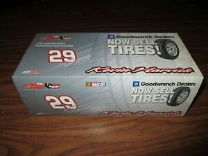Kevin Harvick #29 GM Goodwrench Service On A Roll 2002 Monte Carlo 1:24 Scale