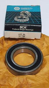 107-DD Federal Mogul BCA Bearing National
