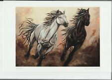 "FREEDOM - 6"" x 9"" - art card by Amy Keller-Rempp - Free Shipping POD2020"