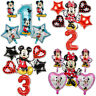 Mickey Minnie Mouse Birthday Balloons Party Baby Shower Gender Reveal Princess