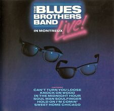The Blues Brothers Band: Live in Montreux/CD