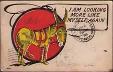 (url) Comic Postcard: I Am Looking More Like Myself Again