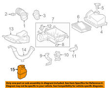 TOYOTA OEM Air Cleaner Intake-Lower Resonator 178050P030