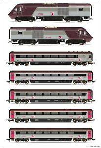 Hornby MK3 Cross Country, all variants available, You choose! - OO Gauge