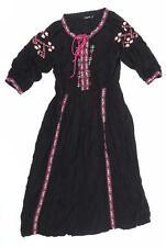 Boohoo Womens Black   Maxi  Size 12