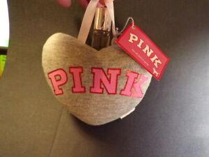 Victoria's Secret PINK Heart Pillow .50oz Parfum Roller- read description