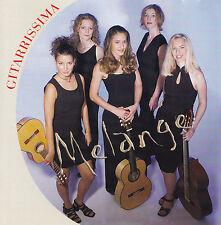 GITARRISSIMA - CD - MELANGE