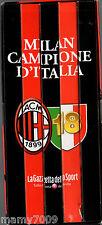 MILAN CAMPIONE D'ITALIA 2010-11=BOX 5 DVD CON COFANETTO