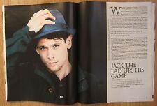 Jack O'Connell - Telegraph Magazine – 15 March 2014