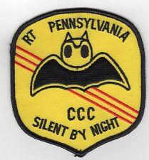 3+ Flight Test BC Patch Cat No M0784