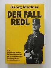 Georg Markus Der Fall Redl Buch +