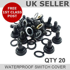 Rubber Waterproof Toggle Switch Cover *QTY 20*