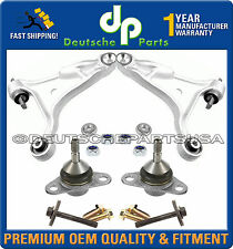 VOLVO S80 FRONT CONTROL ARM ARMS BUSHINGS BALL JOINT 30635227 + 30635228 SET 4