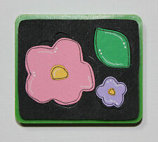 Sizzix FLOWERS Green Die Cutter, Garden