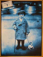 2012 Jack White - Paris - Silkscreen Concert Poster by Rob Jones S/N