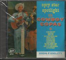 "COWBOY COPAS, CD ""OPRY STAR SPOTLIGHT"" NEW SEALED FREE SHIP USA"
