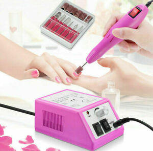 Electric nail file manicure machine artistic acrylic pedicure tool