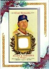 Allen & Ginter Not Authenticated Single Baseball Cards