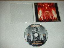 NM 1993 1st Press RARE Sepultura Territory CD Single Roadrunner TESTED GERMANY