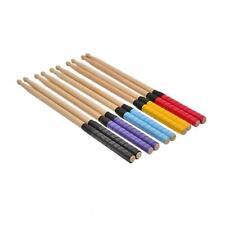 1 Pair 5A Professional Maple Wood Drum Sticks High Quality Drumsticks Antiskid
