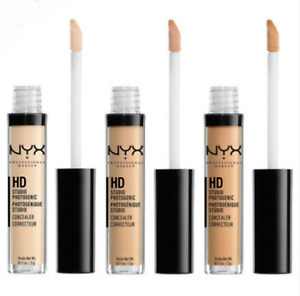 NYX HD Studio photogenic concealer Various Shades