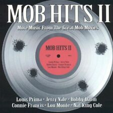 Mob Hits II: More Music from the Great Mob Movies by Various Artists (CD, Mar-20