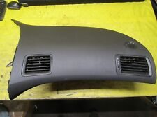 2006-2011 Honda Civic Dash Board Passenger Cover With Vents Black