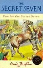 THE SECRET SEVEN 15 - FUN FOR THE SECRET SEVEN  by ENID BLYTON  NEW