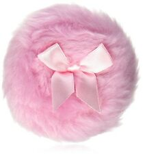 """Diane 3.5"""" Powder Puff Soft Attractive Pink Large Cosmetic 3.5 x 3.5 x 1 Inches"""