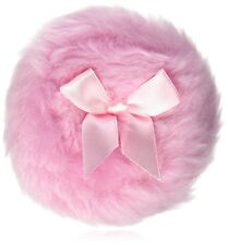 """Diane 3.5"""" Powder Puff Soft Attractive Cosmetic 3.5 x 3.5 x 1 Inches Pink Large"""