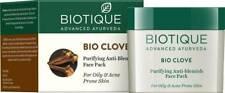 Biotique Advanced Ayurveda Bio Clove Purifying Anti-Blemish Face Pack 75 gm