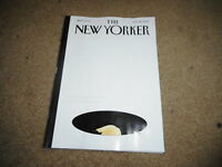 JAN 22 2018 THE NEW YORKER magazine DONALD TRUMP IN SEWER - IT - MAGA