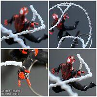 Marvel Legends Spiderman Custom Web / Set Of 3