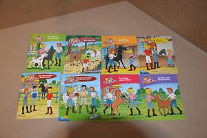 Bibi  und  Tina  Pferde Minibuch  8 verschiedene MiniBücher