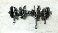 86 Yamaha FZX700 FZX 700 Fazer engine crank shaft crankshaft and rods