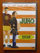 Juno [DVD] Jason Reitman, Ellen Page, Michael Cera, Jennifer Garner ¡¡NUEVO!!