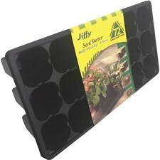 Jiffy 72-Cell Seed Starter Greenhouse Seed Start Kit Refill 3 pk