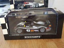 Minichamps 430990907 AUDI R8R #7 LE MANS 99  -LIKE NEW