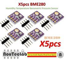 5pcs BME280 Temperature Humidity Barometric Pressure Sensor Module GY-BME280
