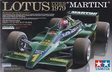 """TAMIYA LOTUS TYPE 79 """"MARTINI"""" - KIT MONTAGGIO 1/20 - ITEM 20061"""