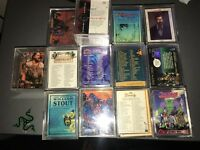 90s Vintage Collectible Cards FPG Casper Fleer Ultra Spiderman WildCat and More
