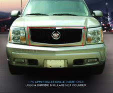 Billet Grille Grill Insert Logo Show For 2002-2006 Cadillac Escalade