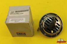 Chris Products 12V MOTORCYCLE Horn - 4In 3 Amp 90-115 Decibal 0936Mc 4 596591