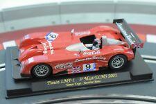 Volant Voiture Miniature 1/32 Circuit Routier Électrique A221 Panoz Lmp-1 Coke