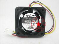 SANYO 109P0424H6D03 Fan 40*40*20mm 24V 0.07A 3pin