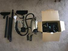 Powerful Ultra Steam Shark II Vacuum Cleaner & Accessories Lot Euro Pro EP908